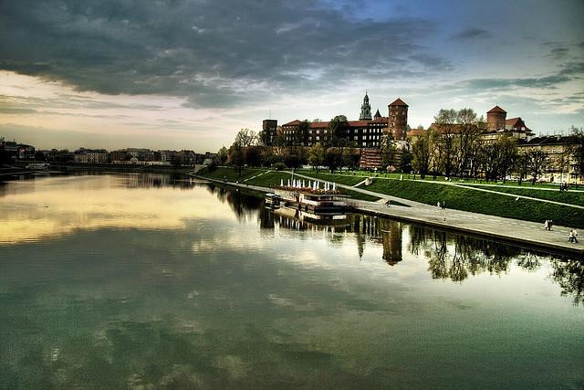 Château de Wawel à Cracovie