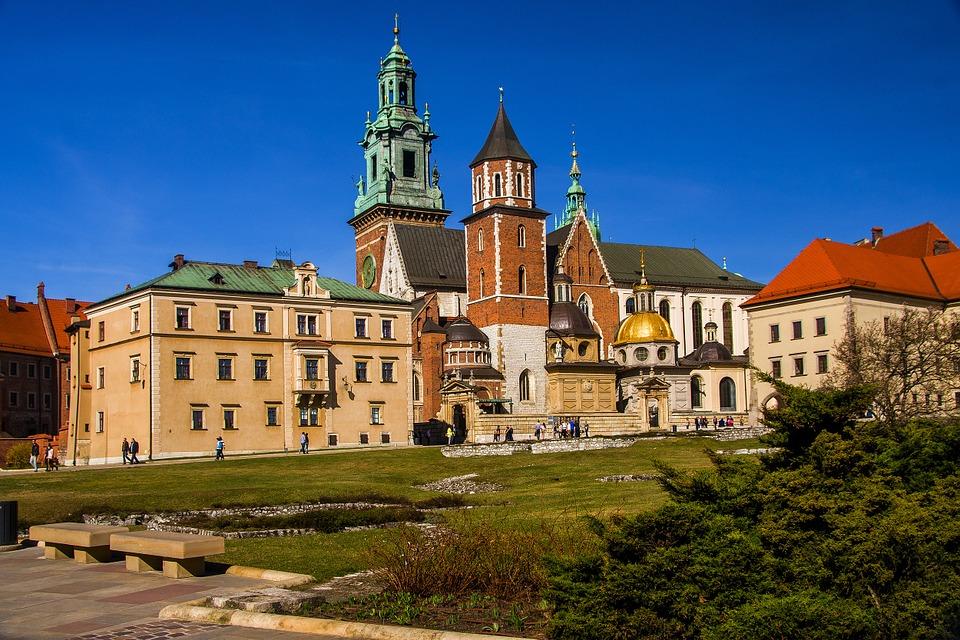 Château royal sur la colline du Wawel